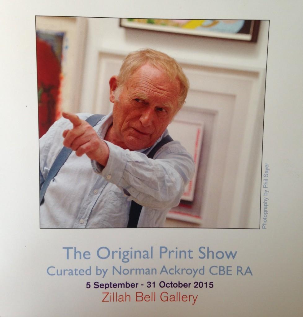 The Original Print Show