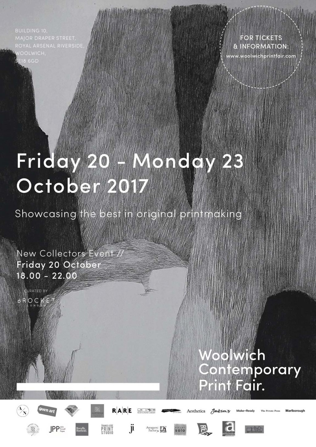 Woolwich Contemporary Print Fair 2017